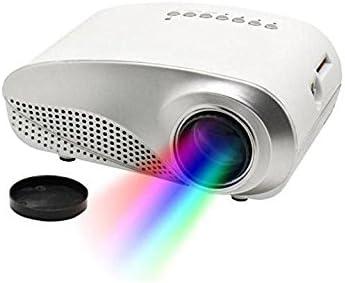 Mini Proyector LED 802 de Alta Resolución, Ultrasilencioso, con ...