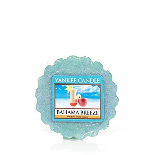 Yankee Candle Bahama Breeze Tarts Wax Melts, Fruit Scent Lot of 6