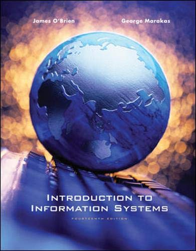 Introduction to Information Systems with MISource 2007