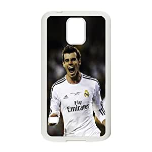 Samsung Galaxy S5 Cell Phone Case White Real Madrid Bale I9N5MD