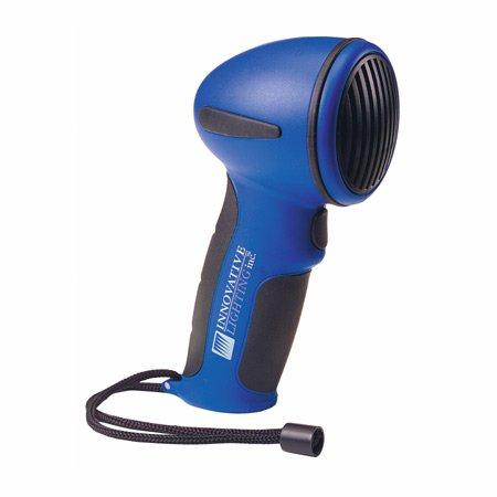 Innovative Lighting Inc 545-5010-7 Hand Held Electric Horn - Blue by Innovative Lighting