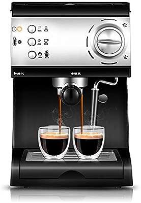 ZGZXD Cafeteras, máquina de café de Espresso semiautomática ...