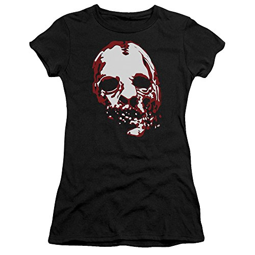 Noir T Horror shirt Story Femme American Hw8ZqXf