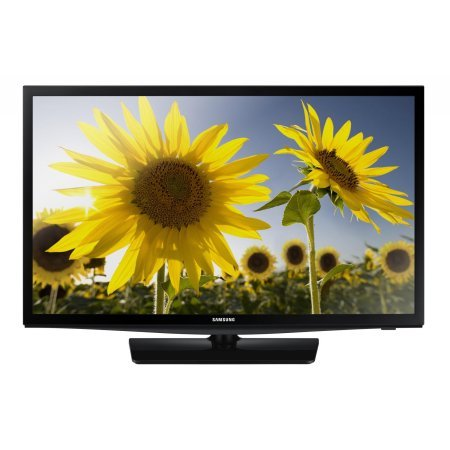 Samsung 24 720p Slim LED HDTV, UN24H4000AFXZA, Built-in Digital Tuner