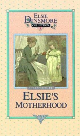 book cover of Elsie\'s Motherhood