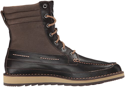 Sperry Top-Sider Mens Dockyard Boot Brown