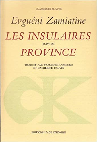 Les Insulaires : Province epub pdf