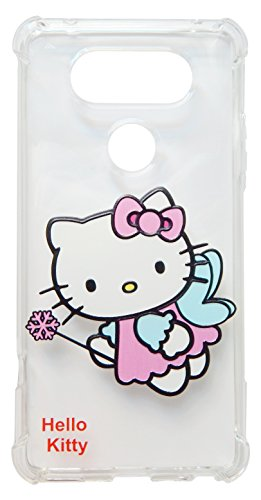 (TPKT3) Hello Kitty Clear drop proof and shockproof case for LG V20 (5.7 inch)