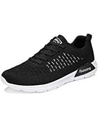 Women's Lightweight Fashion Sneakers Breathable Athletic...