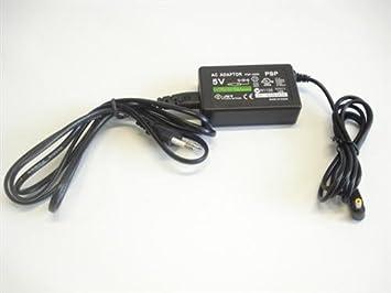 Cargador para PSP 3000 & 2000/Game: Amazon.es: Electrónica