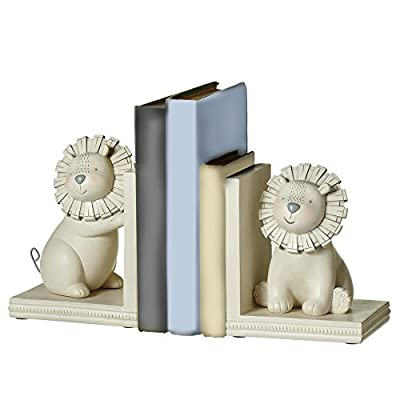 Midwest CBK Baby or Child's Room Cute Lion Bookends