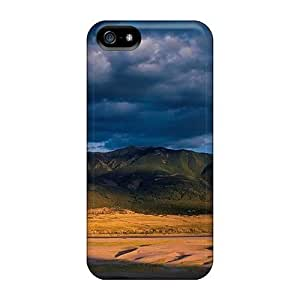 For Iphone Case, High Quality Dry River Bed Case For Iphone 5/5S Cover Cases