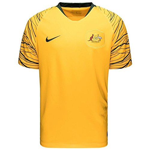 NIKE 18-19 Australia Home Shirt - XL