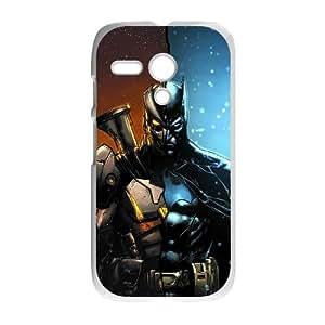 Batman Fusion Motorola G Cell Phone Case White phone component AU_554196