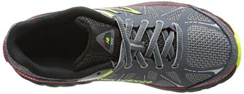 888546333864 - New Balance KJ610 Youth Lace Up Trail Running Shoe (Little Kid/Big Kid), Grey/Red, 2.5 M US Little Kid carousel main 7