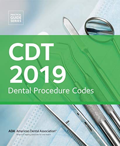 CDT 2019: Dental Procedure Codes