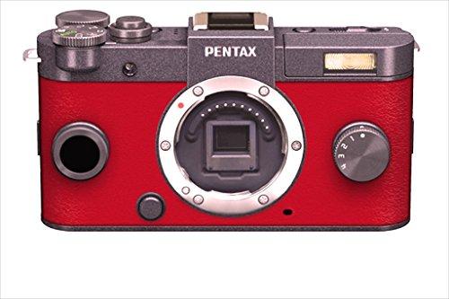 Pentax PENTAX Q-S1 (Gunmetal) 12.4MP Mirrorless Digital Camera with 3-Inch LCD (Gunmetal)