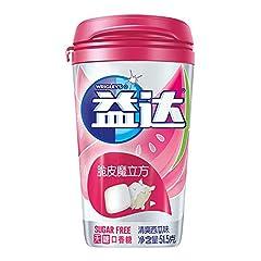益达脆皮魔立方清爽西瓜味51.5g*1