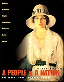 People Nation History by Norton 10th Edition