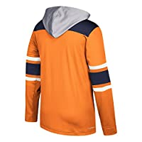 NHL mens Silver Jersey Hood