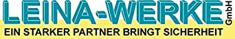 Ohne Inhalt LEINA-WERKE 21030 SAN Erste Hilfe-Koffer ohne Druck 6 St/ück Orange