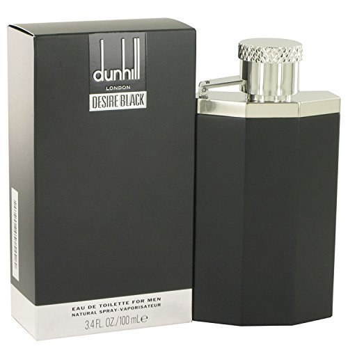Alfred Dunhill Desire Black London By Alfred Dunhill For Men Eau De Toilette Spray 3.4 oz ()