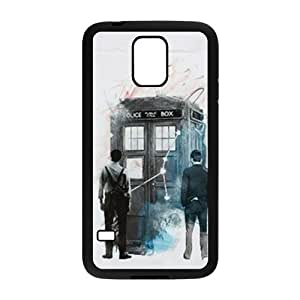 SANYISAN Doctor Who Box New Style High Quality Comstom Protective case cover For Samsung Galaxy S5