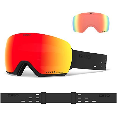 Giro Article Adult Snow Goggles Quick Change with 2 Vivid Lenses