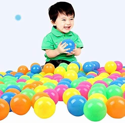Ocean Ball Kids Color Plastic Wave Ball Naughty Castle Dedicated 5.5cm 10pc