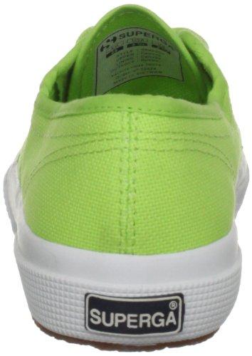 Green Acid Classic Superga Unisex 2750 560 Verde Niños JCOT Zapatillas 1wFaU