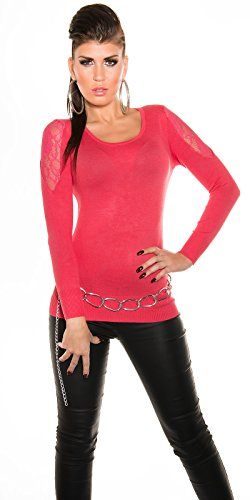 In-Stylefashion - Jerséi - para mujer Coral