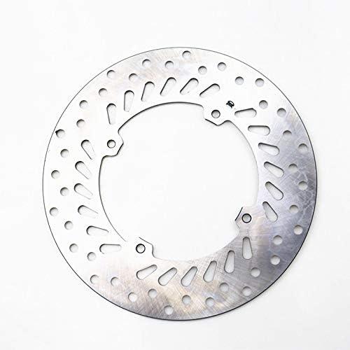 BHYShop Disco de Rotor de Disco de Freno Delantero de Motocicleta Todoterreno para Honda XR250 XR 350600 XLR250 CRM250 CR125