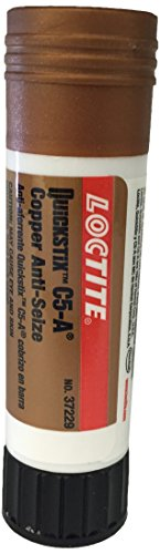 (Loctite 466863 C5A Paste Anti-Seize Lubricant, Food Grade, Military Grade 37229, -20 to 1800 degrees F Temperature Range, 25 mL Stick )
