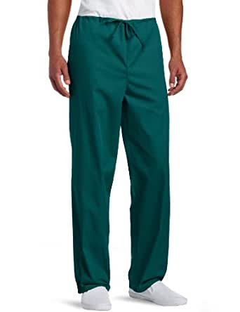 Dickies Unisex Everyday Scrubs (EDS) Drawstring Pants,Hunter,X-Small