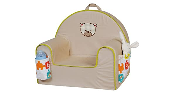 Amazon.com: Candide Baby bebé Cushioned Arm Chair ...