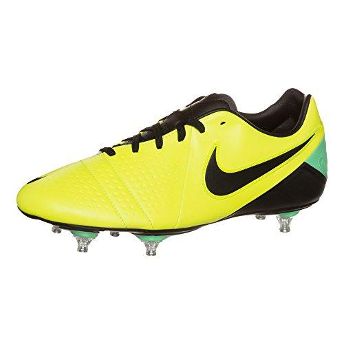 Nike Ctr360 Libretto Iii Sg Chaussures De Football Pour Hommes Jaune / Noir