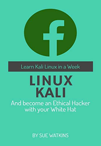 Amazon.com  LINUX KALI  Become an Ethical Hacker with your White Hat ... 14865fcab5e