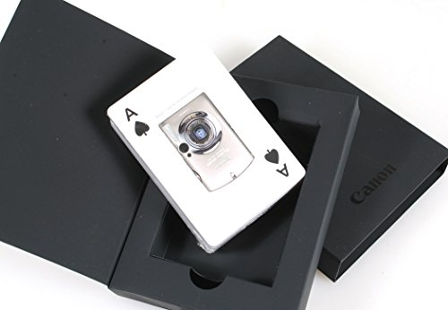 Price comparison product image CANON 10TH ANNIVERSARY ELPH PLAYING CARDS IN ORIG PACKAGING