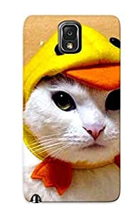 Appearance Snap-on Case Designed For Case Samsung Galaxy S4 I9500 Cover- Funny Cat(best Gifts For Lovers)