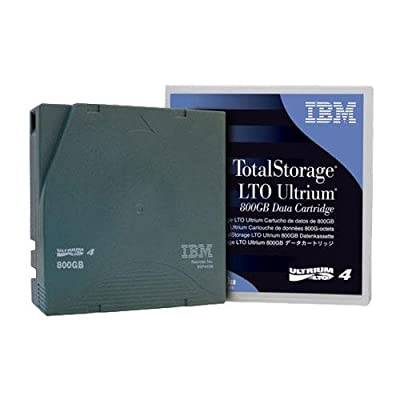 5 Pack IBM 95P4436 LTO Ultrium-4 Data Tape (800/1.6TB) by IBM