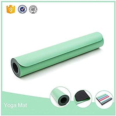 Amazon.com : DBSCD Yoga Mat Wet-Grip Surface & Eco Friendly ...