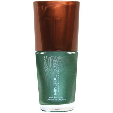 Nail Polish Aurora Borealis Mineral Fusion 0.33 oz Liquid ()