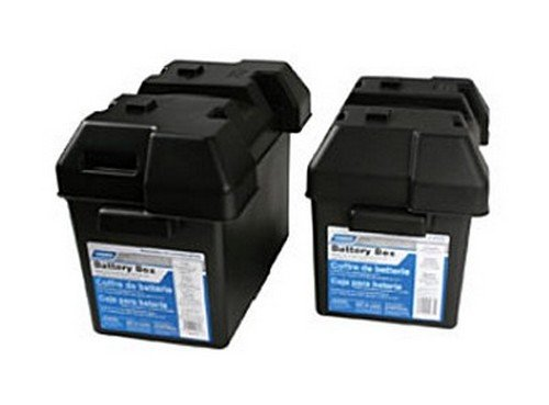 camco rv battery box - 3