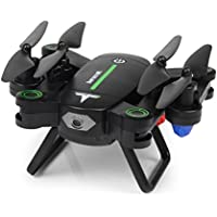Quadcopter Drone With HD Camera RTF GPS 4 Channel 2.4GHz 6-Gyro With Altitude Hold Function,Headless Mode and One Key Return Home (Black)