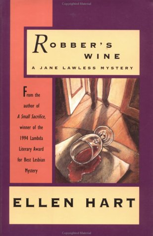 Robber's Wine: A Jane Lawless Mystery (Jane Lawless Mysteries)