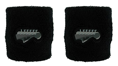 Batman Coke Fender Superman Dc Comics Sweatband Terry Cuff Basketball Sports New (2 Pieces Fender Guitar Logo) (Logo Guitar Dc)