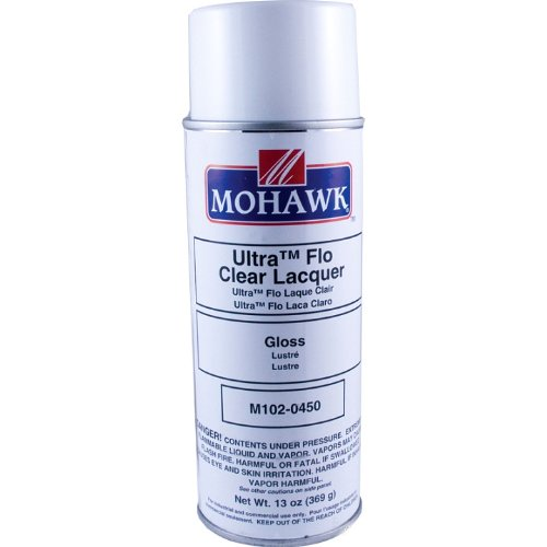 Mohawk Ultra-flo Clear Lacquer - Gloss ()