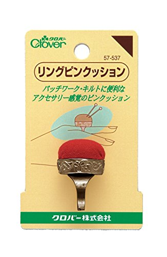 Clover ring pin cushion <57-537> (japan import) for $<!--$9.06-->