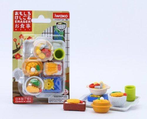 Cerrojo de de Cerrojo japonesa Alimentos Borrador Set, 7 piezas. BCM 38336 d89673