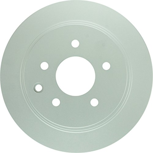Bosch 40011030 QuietCast Premium Disc Brake Rear Rotor, Rear Ton Rear Rotors